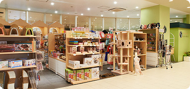 ネコセカイWACCA池袋店