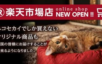 ネコセカイ楽天市場店オープン