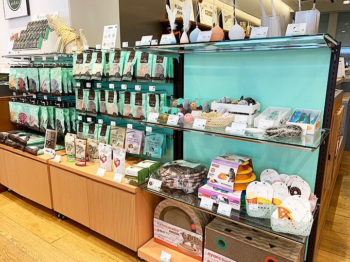 ネコセカイエキュート品川店